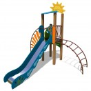 Vaikų žaidimų aikštelė Upelis 1