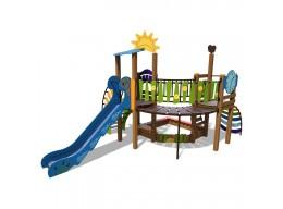 Vaikų žaidimų aikštelė Upelis 2