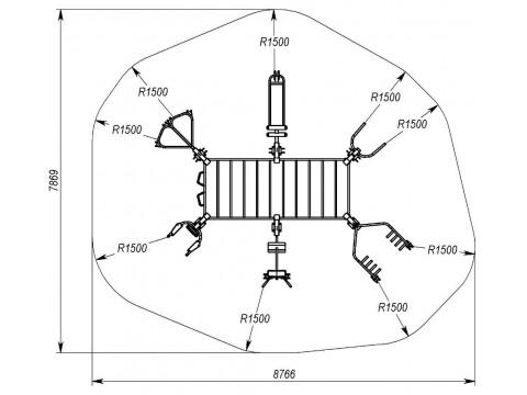 Multifunkcinis įrenginys SM 802