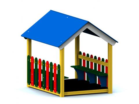 Vaikiškas namelis Lukas