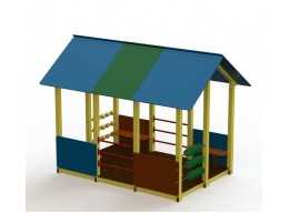 Vaikiškas namelis Tomas