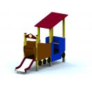Vaikų žaidimų aikštelė Garvežiukas