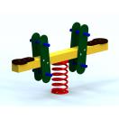 Spyruoklinis žaislas vaikams Kupranugaris