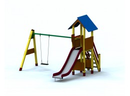 Vaikų žaidimų aikštelė Giedrius Plius