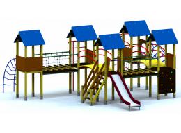 Vaikų žaidimų aikštelė Inesa