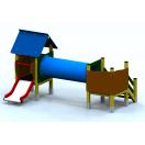 Vaikų žaidimų aikštelė Kiškutis