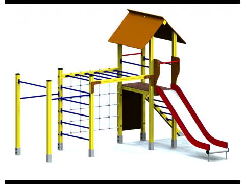 Vaikų žaidimų aikštelė Danielis