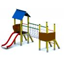 Vaikų žaidimų aikštelė Dubingiai