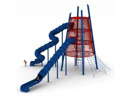 Lauko vaikų žaidimų kompleksas Bokštas