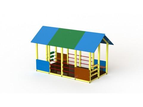 Vaikiškas namelis Tomas 1